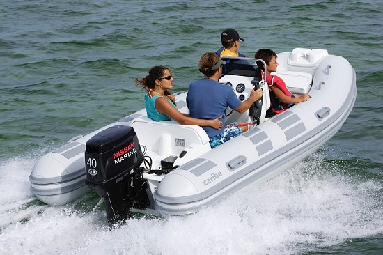 Hermanus Watersports Rubber Duck boat hire
